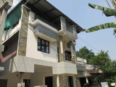 2000 Sq.ft Double Storied House for sale at Vazhakkala,Ernakulam.