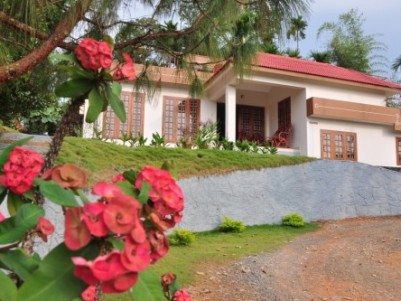 An Elegant Villa on 25 Cents of land for sale at Kalpetta,Wayanad.