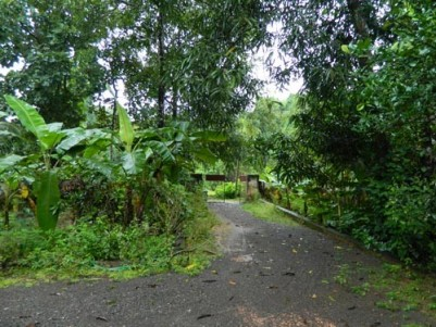 25 Cents of  Land with 3 BHK House for sale at North Paravoor,Ernakulam District.