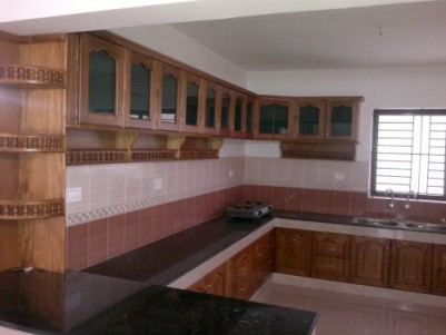 3 BHK FLAT FOR SALE AT ALUKKAS CASTLE,THRISSUR.