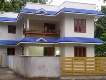 2BHK FIRST FLOOR AT NADUVATH NEAR PAPPANAMCODE FOR RENT