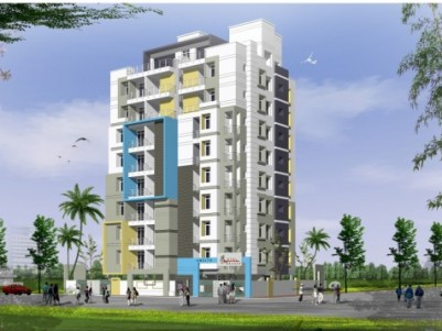 Ready to Occupy 2& 3 BHK Flats @ BTS road ,Edappally , Near Bhavans Vidhya Mandir ,Elamakkarra