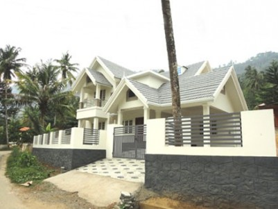 2500 sq.feet, Four bedroom ,two storied house for sale 1.5 k.m away from adimaly town