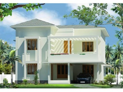 FURNISHED NEW LUXURY VILLA FOR SALE IN THRISSUR