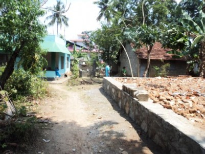 7 Cents of Residential Land for sale at Mannamoola,Thiruvananthapuram.