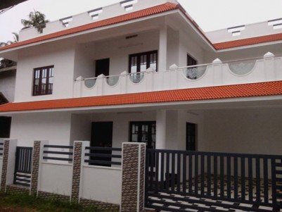 2400 Sq:Feet 5 BHK Gated Colony Villa on 6.25 Cents Land For Sale  Opposite of Prime Meridian Villa