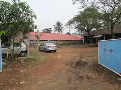 35 Cents of Land with a Saw Mill for sale at Perumbavoor,Ernakulam District.