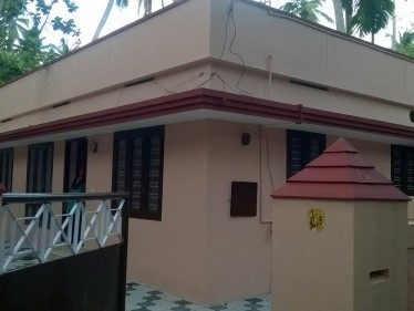 10 cents with 3 bhk in kudappanakunnu