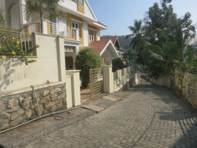 4 BHK Premium Villa for sale Near Trivandrum Town.
