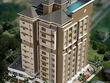 Identity-Apartments for sale near Edappally,Ernakulam.