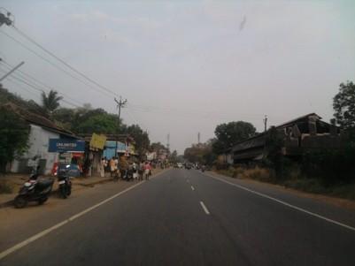 15.26 Acres of Land for sale at Vaniyamkulam,Palakkad.
