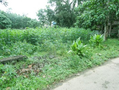 50 Cents of Residential Land for sale at Changanassery,Kottayam.