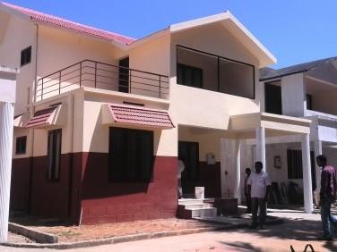 3BHK Villa @Peyad , Gradtech city