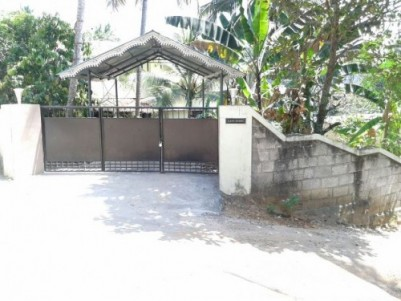 Double storied house for sale at Vazhayila Palam Junction,Trivandrum