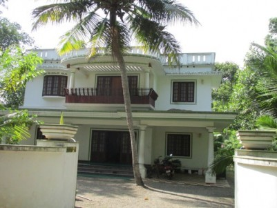 3150 Sqft Luxury House on 38.16 cent land  for sale at Kalavoor,Alappuzha.