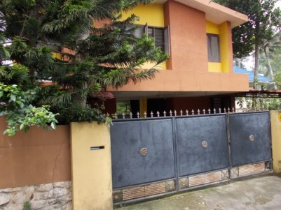2000SQ.FT 5BHK house on 8.5cents of land for sale @Nalanchira Trivandrum