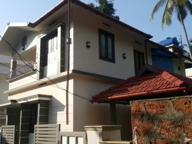 4 BHK Fully Furnished House on 4 Cents of land for sale at Parambil Bazar,Kozhikode.