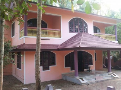 2000 Sqft Duplex Villa on 9.25 Cents of land for sale at Thalassery,Kannur.
