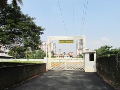 DIVINE HABITAT - Gated Colony House Plots for sale at Chembumukku,Ernakulam.