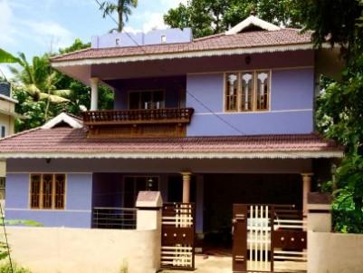 2100 Sqft 3BHK house for sale at Kottamuri,Changanassery,Kottayam.