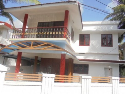 7 Cents of land 1800 Sqft 3 BHK House for sale  at Edacheri,Kannur.