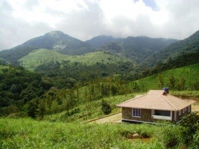 House plots for sale near in a scenic location at Makkiyad,Wayanad.