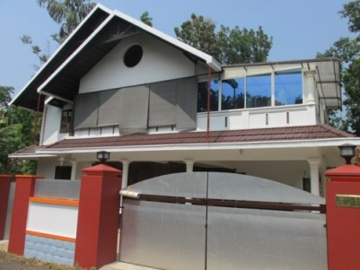Double storied house for sale at Puthupally, Kottayam