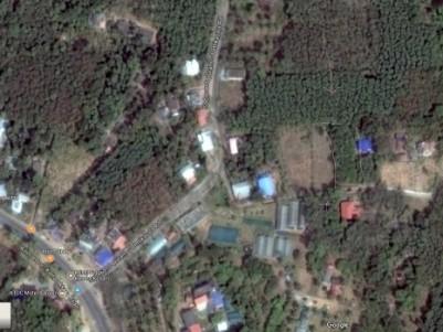 28 cents of rectangular plot near the MC road , Sadananthapuram/Karikam