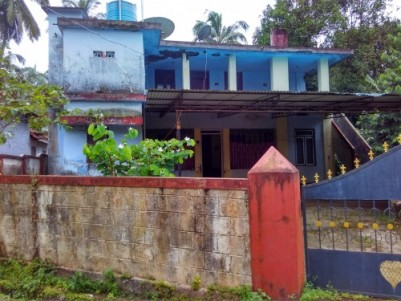 Land wiith House for Sale at Mannuthy, Thrissur