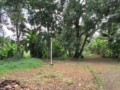 20 Acre wide area water front land for sale at Vaikom,Kottayam.