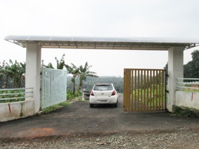 House Plots for sale Near Vettikkal,Mulanthuruthy - Piravom Road,Ernakulam.