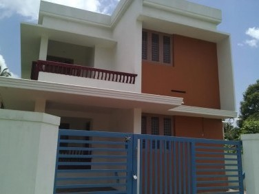 1800 Sqft 3 BHK New House for sale at Chandranagar,Palakkad.