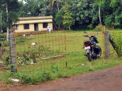 60 Cents of Land with House for sale at Charummoodu,Alappuzha.