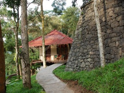 Resort for sale/ Lease/ Exchange at Thekkady, Idukki .