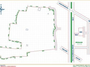 2.73 Acres of land near to Jerusalem Retreat, Thalore,Thrissur.