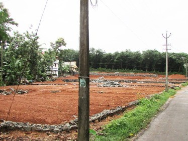 House Plots for sale at Malayidumthuruth,Pookattupady,Kochi,Ernakulam district.