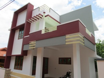 1352 Sqft 3 BHK House on 3.5 Cent Land for sale at Varappuzha, Kongorpilly ,Ernakulam.