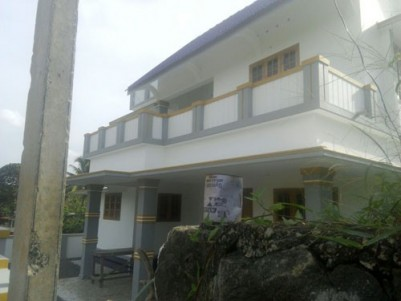 2150  Sqft 4BHK  House on 6 cents of land for sale at Ammanchery,Kottayam.