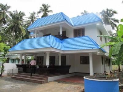 3500 Sqft 4 BHK Luxury Villa for sale at Guruvayoor,Thrissur.