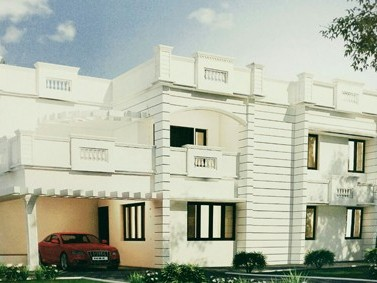 2100 Sq.ft 4 BHK Villa on 7 Cent land for sale at Kalady,Ernakulam.