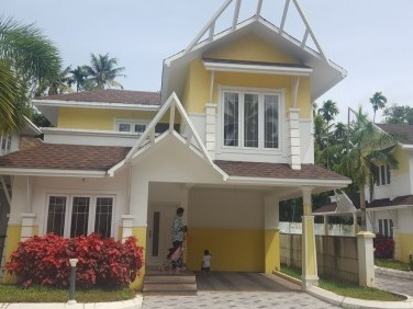 Gated Community Villa for sale at Panangad, Ernakulam