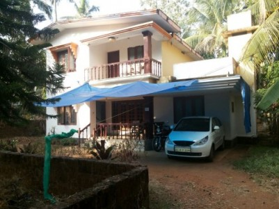 3 Bhk with 15 cent of land for sale in Chirackal  , Kannur