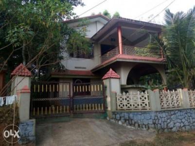 30cent plot and 2 storey house in Kizhavalloor