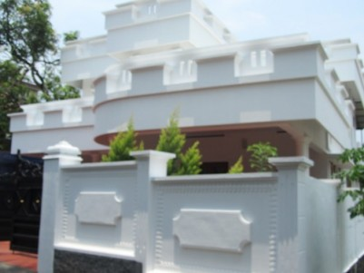 3200 Sqft 4 BHK House on 7.25 Cent of land for sale at Kanjikuzhy,Kottayam District.