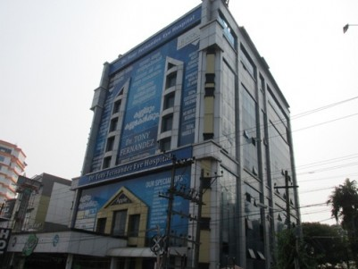Commercial Office Space for Rent/Lease at Palarivattom,Ernakulam.
