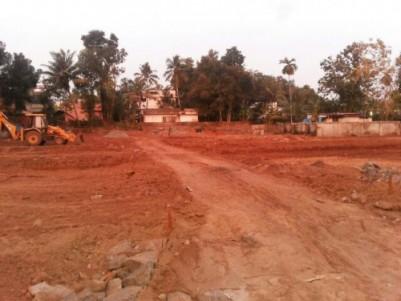 Residential plots for sale at Kureekkad,Tripunithura,Ernakulam District.