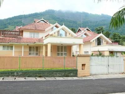Water Frontage  premium luxury furnished villas for sale at Muttom,Idukki