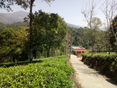 Commerical cum Residential Plot for sale at Anachal, Munnar, Idukki