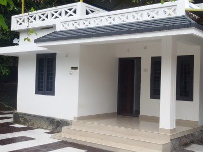 1200SQ.ft 2bhk Semifurnished new house on 5cents of land for sale at  Sulthanbathery Wayanad