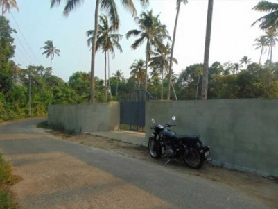 Property near Vembanad Lake, Thanneermukkom, Alappuzha for Sale